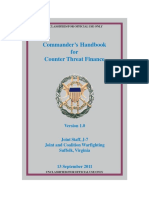 (U-FOUO) Joint Chiefs of Staff Commander's Handbook for Counter Threat Finance.pdf