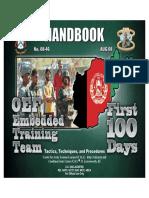 (U-FOUO) U.S. Army Operation Enduring Freedom Embedded Training Team Handbook.pdf