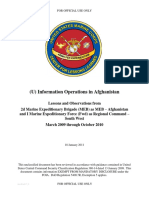 (U-FOUO) U.S. Marine Corps Information Operations in Afghanistan Lessons Learned Report.pdf