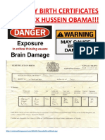 THE MANY BIRTH CERTIFICATES OF BARACK HUSSEIN OBAMA!!!.pdf