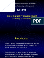 Project Quality Management(PMP)_2