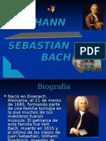 Diapositivas J. S. Bach