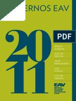 EAV Cadernos 2011 29AGO