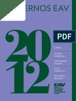 EAV Cadernos 2012 29AGO
