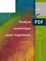 Analyse Numerique Pour in 2