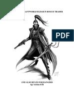 Eldar Warhammer 40k
