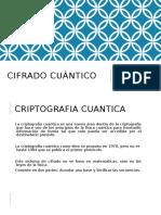 CIFRADO CUANTICO