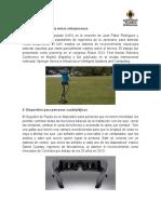 La Innovacion en Colombia