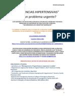 Urgencias Hipertensivas Dr Veller