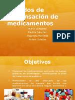 Métodos de Dispensación de Medicamentos