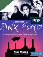 Dentro de Pink Floyd - Nick Mason