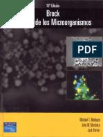 Biología de Los Microorganismos - Brock