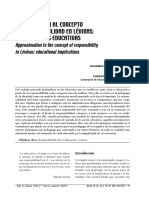 Aproximation to the concept of responsability in Levinas Educational implications SANCHEZ .pdf