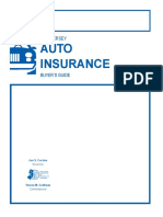 Auto Insurance Buyers Guide