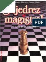 80 Escaques Ajedrez Magistral