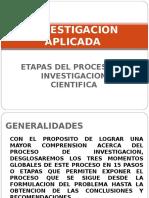 6 Etapas Del Proceso de Investigacion Cientifica