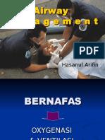 Airway Management for Nurse-2010