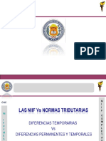 1.- Niif vs Normas Tributarias Ccpm