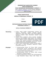 SK Penyelenggaraan Kontrak Pihak Ketiga