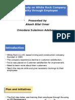 A Case Study on White Rock Company (1)