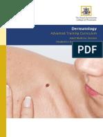 Dermatology Curricula