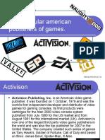 Presentation Activision Blizzard