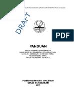 Draft Panduan Un Us Sma Smk Tahun 2014 2015