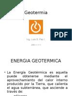 Presentación Centrales Geotérmicas