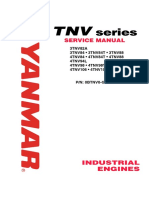 Service Manual Yanmar | Internal Combustion Engine | Motor Oil