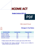 Income-Act Ppt.finance Act 2017