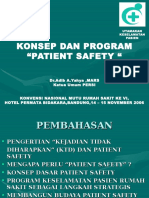 Ppt Patient Safety Dr Adib a Yahya Mars