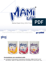 Mami Lac Extra Care