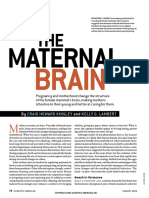 The Maternal Brain - Kinsley[1]