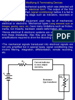 Intermediate Modifying & Terminating Devices