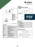 TECHNICAL Lowara EHM-td-En 50 Hz Part57