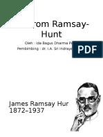 Sindrom Ramsay Hunt