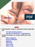 Age by Dental Data