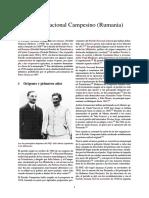 Partido Nacional Campesino (Rumania)