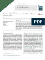 J Esparcia - European Innovative Projects in Rural Areas - Journal of Rural Studies - 2014.pdf