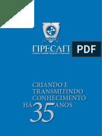 Livro Comemorativo 35 Anos FIPECAFI