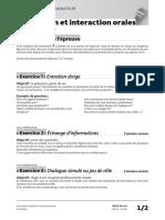 Livret de l'Examinateur DELF Pro A1