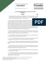 Preface 2014 Procedia Economics and Finance