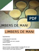 Limber Mani
