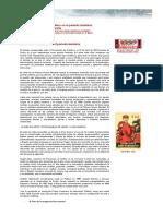 Cartel Ruso -Soviético en El Período Leninista