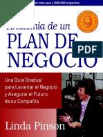 Anatomia de Un Plan de Negocio - Linda Pinson