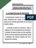 Control de Procesos II