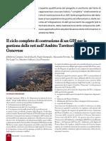 Ciclo Completo di una rete GIS  a cura del Dott.Luca Pennacino