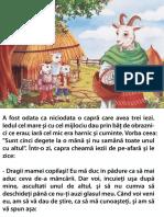 Ion Creanga - Capra Cu Trei Iezi
