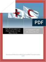 Pictet Commentary Humanitarian Principles