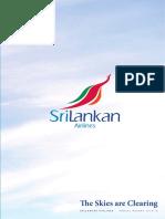 SriLankan Airlines Annual Report 2015-16 English